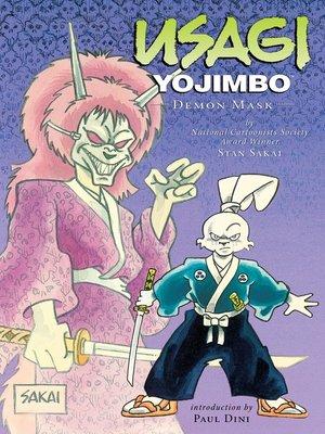 cover image of Usagi Yojimbo (1987), Volume 14