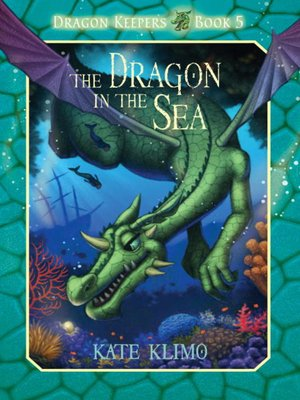 cover image of Dragon Keepers #5