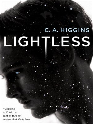 cover image of Lightless