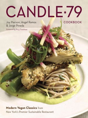 cover image of Candle 79 Cookbook