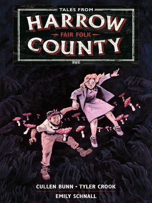 cover image of Tales from Harrow County Volume 2