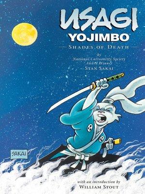 cover image of Usagi Yojimbo (1996), Volume 8