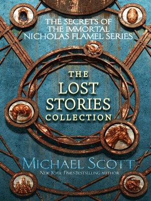 cover image of The Secrets of the Immortal Nicholas Flamel