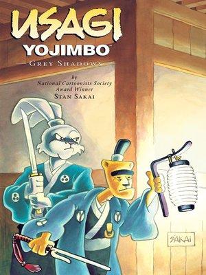 cover image of Usagi Yojimbo (1987), Volume 13