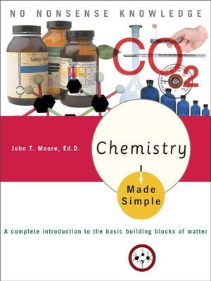 cover image of Chemistry Made Simple