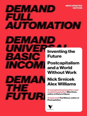 cover image of Inventing the Future