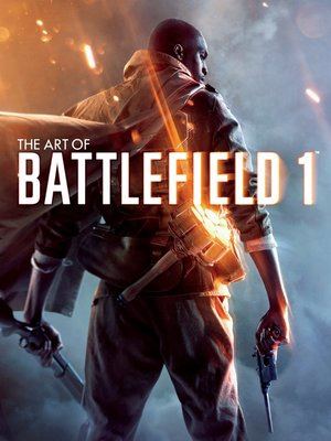 cover image of The Art of Battlefield 1