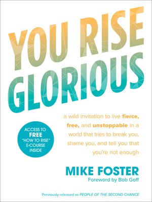 cover image of You Rise Glorious