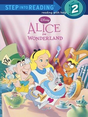 cover image of Alice in Wonderland (Disney Alice in Wonderland)
