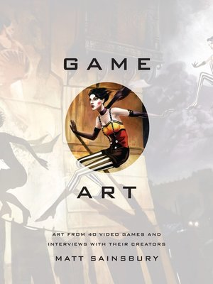 cover image of Game Art