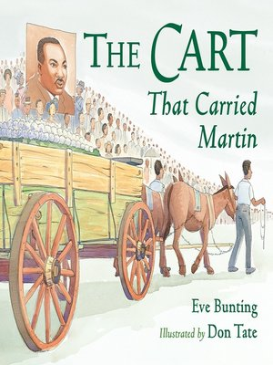 cover image of The Cart That Carried Martin