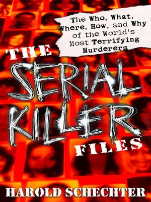 cover image of The Serial Killer Files