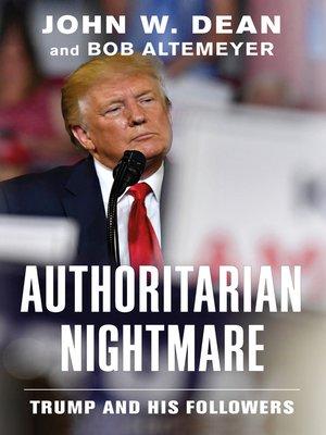 cover image of Authoritarian Nightmare