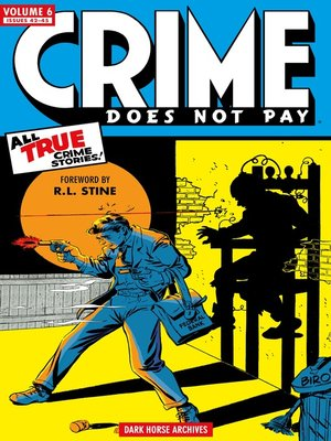 cover image of Crime Does Not Pay Archives, Volume 6