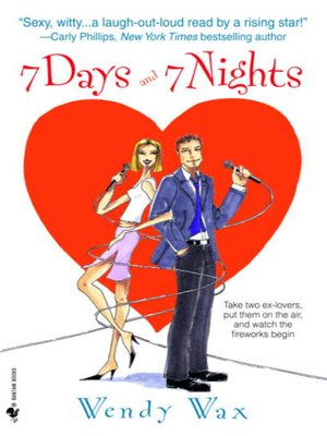cover image of 7 Days and 7 Nights