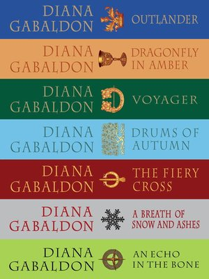 cover image of The Outlander Series 7-Book Bundle