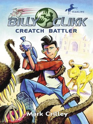 cover image of Creatch Battler