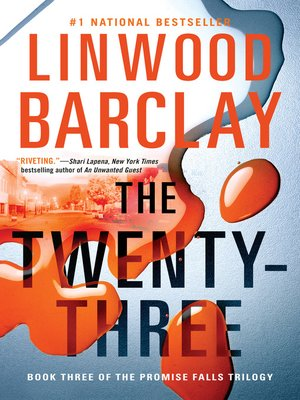 cover image of The Twenty-Three