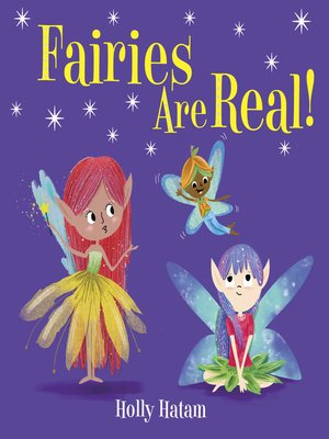 cover image of Fairies Are Real!