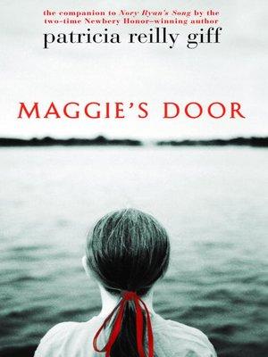 cover image of Maggie's Door
