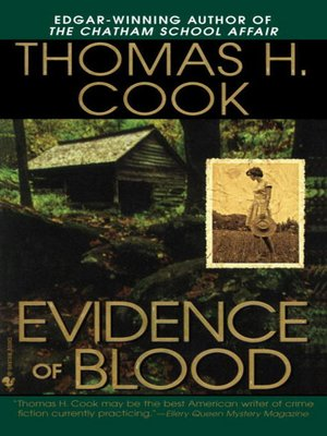 cover image of Evidence of Blood