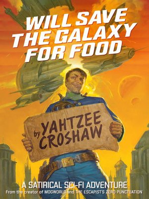 cover image of Will Save the Galaxy for Food