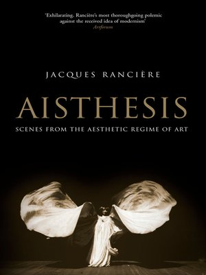 cover image of Aisthesis
