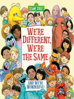 cover image of We're Different, We're the Same