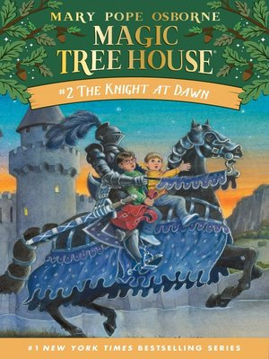 cover image of The Knight at Dawn