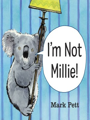 cover image of I'm Not Millie!