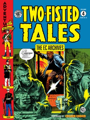 cover image of Two-Fisted Tales (1950), Volume 4