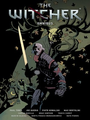 cover image of The Witcher Omnibus