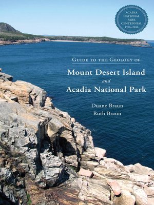 cover image of Guide to the Geology of Mount Desert Island and Acadia National Park