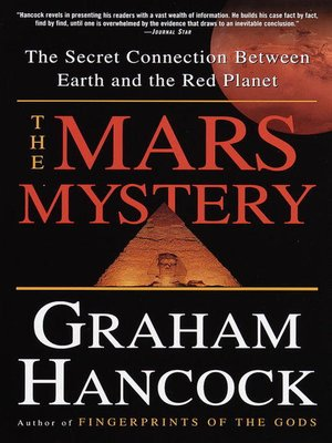 cover image of The Mars Mystery