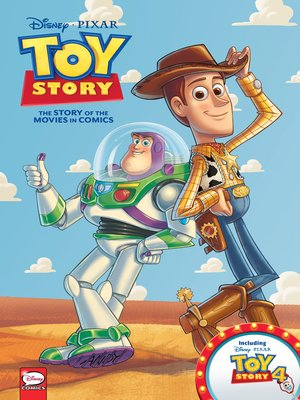 cover image of Disney/PIXAR Toy Story 1-4