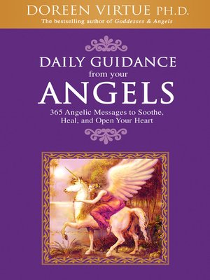 cover image of Daily Guidance From Your Angels