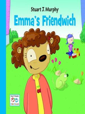 cover image of Emma's Friendwich