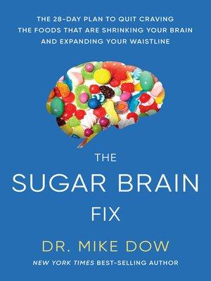 cover image of Sugar Brain Fix