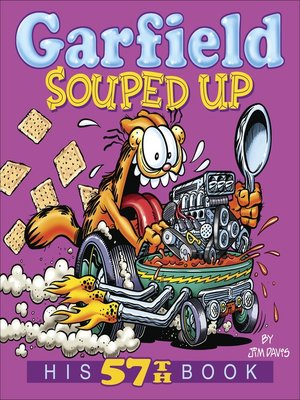 cover image of Garfield Souped Up