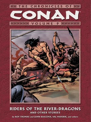 cover image of Chronicles of Conan, Volume 9