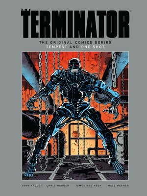 cover image of The Terminator (1990): The Original Comics Series