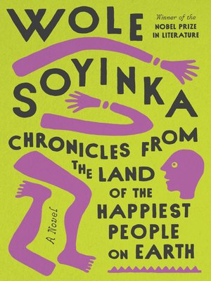 cover image of Chronicles from the Land of the Happiest People on Earth
