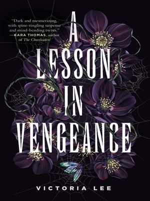 cover image of A Lesson in Vengeance