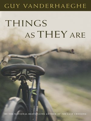 cover image of Things As They Are?