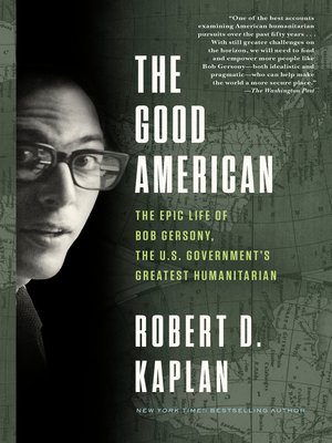 cover image of The Good American