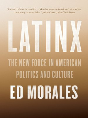 cover image of Latinx