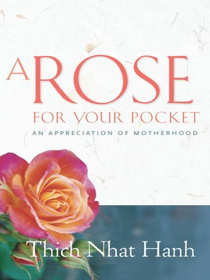 cover image of A Rose for Your Pocket
