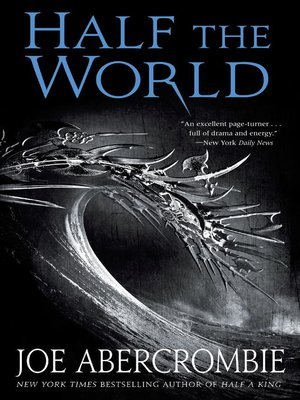 Joe Abercrombie Half The World Epub
