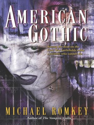 cover image of American Gothic