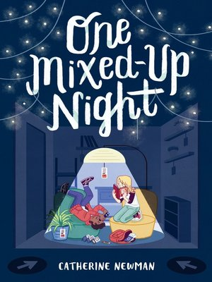 cover image of One Mixed-Up Night